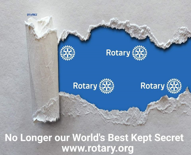 Rotary - TELL THE STORY