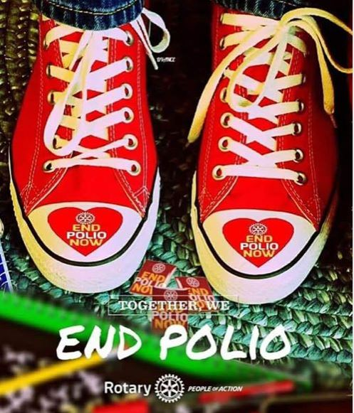 The End Polio Theme Around the World